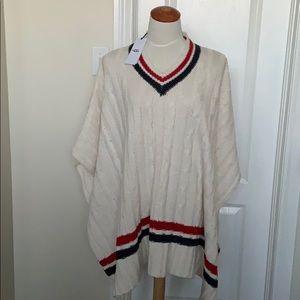 NWT UGG WESLYNN Sweater Poncho Sz XS/S